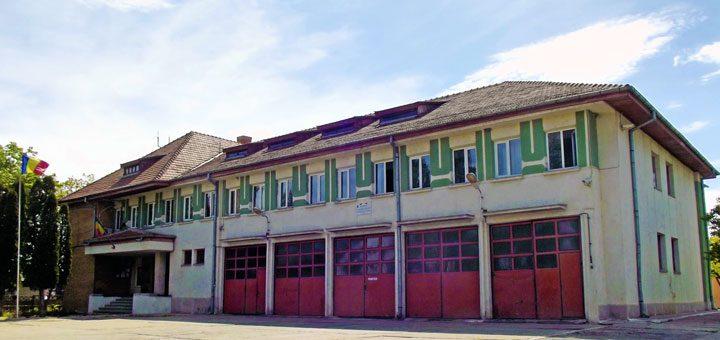 Detașamentul 2 de Pompieri Iași