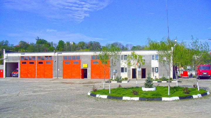 Secția de Pompieri Pașcani