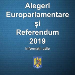 Alegeri Europarlamentare și Referendum 2019
