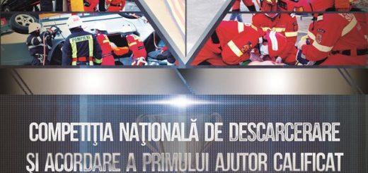 Competiția Națională de Descarcerare și Acordare a Primului Ajutor Calificat