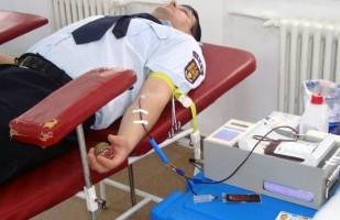 Salvatorii ieseni doneaza sânge