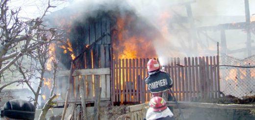 incendiu Hirlau