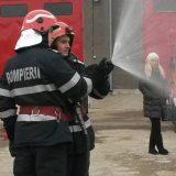 """Pompierii ieșeni susțin tinerii implicați în evenimentul """"Ziua Ștafetei"""""""