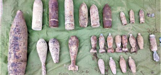 Asanare munitie