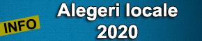 Informarea publicului pe tema Alegerilor pentru autoritățile administrației publice locale din data de 27 septembrie 2020