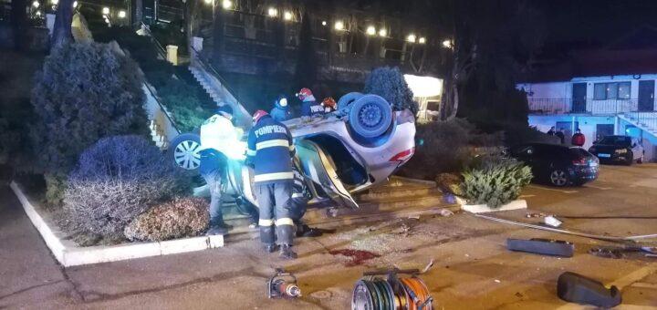Accident rutier Belaria