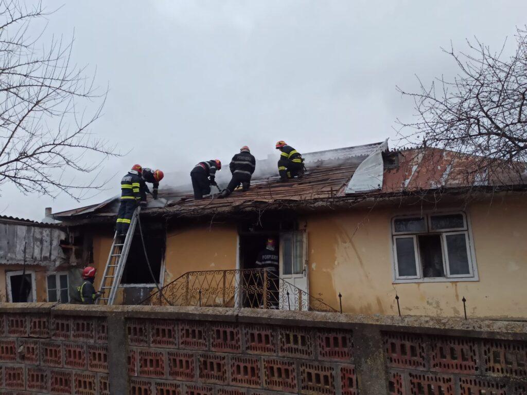 Incendiu 03.03.2021 - Răducăneni